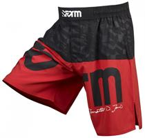 Form Athletics Red & Black Jon Bones Jones MMA Fight Shorts